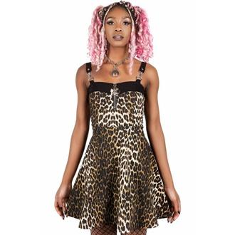 Damen Kleid KILLSTAR - Wild Side - LEO - KSRA002924
