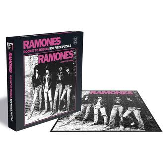 Jigsaw Puzzle RAMONES - ROCKET TO RUSSIA - PLASTIC HEAD, PLASTIC HEAD, Ramones