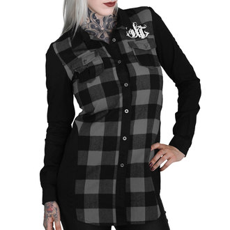 Damen Hemd HYRAW - GRISE, HYRAW