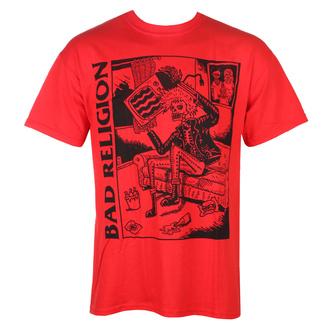 Herren T-Shirt Metal Bad Religion - Television - KINGS ROAD, KINGS ROAD, Bad Religion