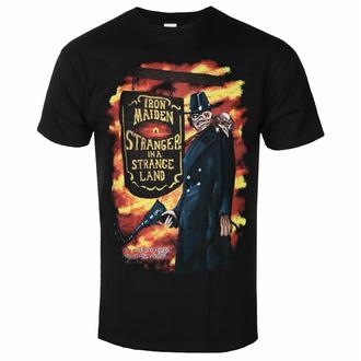 Herren-T-Shirt Iron Maiden - Stranger In A Strange Land BL - ROCK OFF, ROCK OFF, Iron Maiden