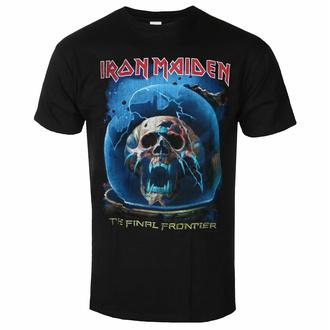 Herren-T-Shirt Iron Maiden - Astro Dead V1 BL - ROCK OFF, ROCK OFF, Iron Maiden