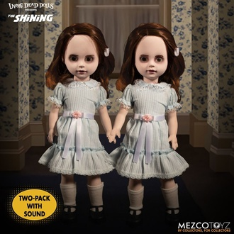 Puppen Deko The Shining - Living Dead Dolls - Talking Grady Twins, LIVING DEAD DOLLS