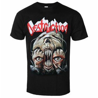 Herren T-Shirt Destruction - Release From Agony - Schwarz - INDIEMERCH - INM043