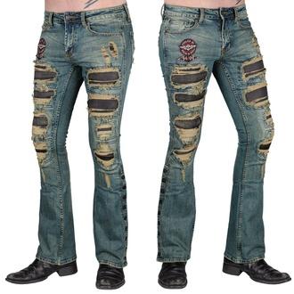 Herren Hose Jeans WORNSTAR - Diurne, WORNSTAR