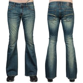 Herren Hose Jeans WORNSTAR - Starchaser - Jahrgang Blau, WORNSTAR