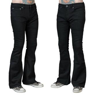 Herren Hose (Jeans) WORNSTAR - Starchaser - Schwarz, WORNSTAR