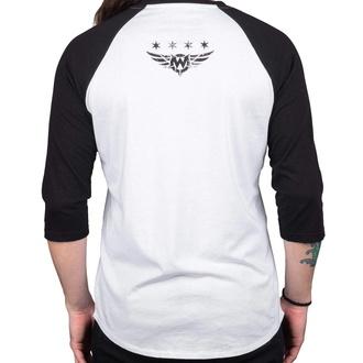 Herren T-shirt mit 3/4 Ärmeln WORNSTAR, WORNSTAR