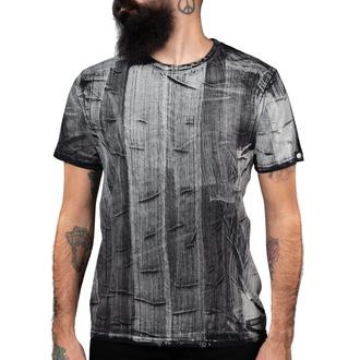 Herren T-Shirt WORNSTAR - Essentials - Granit, WORNSTAR