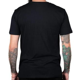 Herren T-Shirt WORNSTAR - Essentials - Schwarz, WORNSTAR