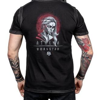 Herren T-Shirt Hardcore - Athena - WORNSTAR, WORNSTAR