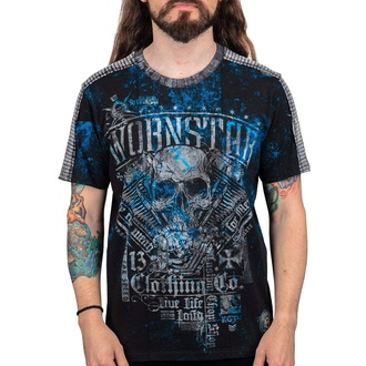 Herren T-shirt WORNSTAR, WORNSTAR