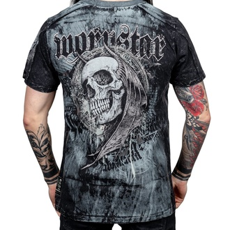 Herren T-Shirt Hardcore - Sentinel - WORNSTAR, WORNSTAR