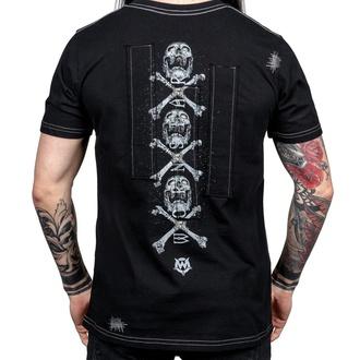 Herren T-Shirt Hardcore - Til Death - WORNSTAR, WORNSTAR