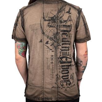 Herren T-Shirt WORNSTAR - Tunguska, WORNSTAR