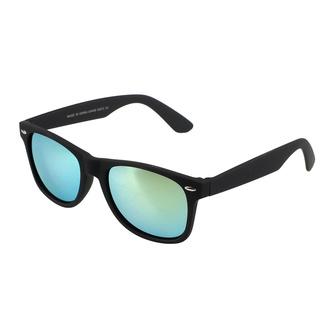 Sonnenbrille Klassisch - Grün/Gelb, Rockbites
