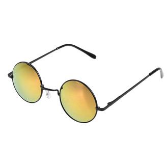 Sonnenbrille Lennon - Orange, Rockbites