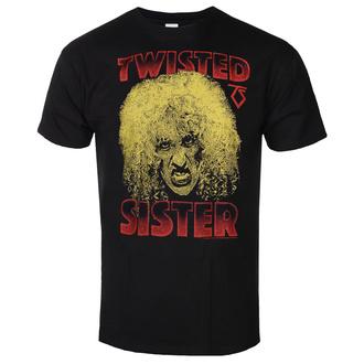 Herren T-Shirt Twisted Sister - Dee Snider - Schwarz - HYBRIS, HYBRIS, Twisted Sister