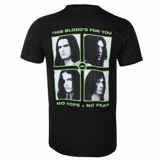 Herren T-Shirt Type O Negative - Green Men - ROCK OFF, ROCK OFF, Type o Negative