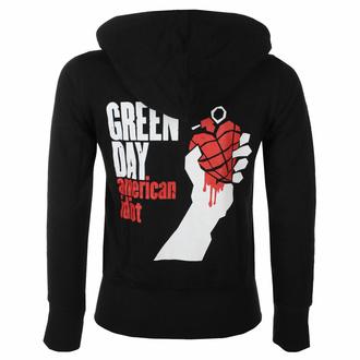 Damen Hoodie Green Day - American Idiot - ROCK OFF, ROCK OFF, Green Day