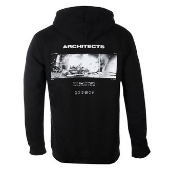 Herren Hoodie Architects - Armageddon - Schwarz - KINGS ROAD, KINGS ROAD, Architects