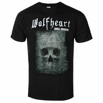 Herren T-Shirt WOLFHEART - Schädel Takldiers - NAPALM RECORDS, NAPALM RECORDS, Wolfheart