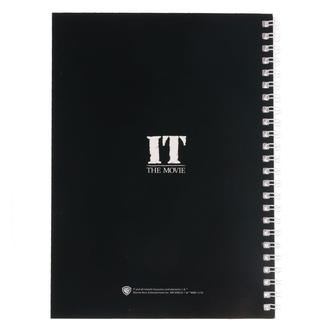 Notizblock IT - Stephen King - Film Poster, NNM