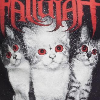 Herren T-Shirt Metal Fallujah - Cats - INDIEMERCH, INDIEMERCH, Fallujah