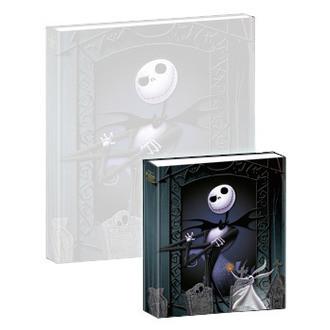 spielendes Notizbuch Nightmare Before Christmas - Musical Mini-Notebook Jack & Zero, NIGHTMARE BEFORE CHRISTMAS, Nightmare Before Christmas
