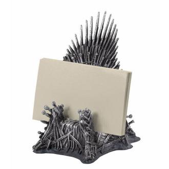 Dekoration Kreditkartenhalter Game of Thrones - Iron Throne, NNM, Game of Thrones: Das Lied von Eis und Feuer