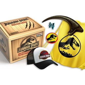 Jurassic Park Geschenkbox, NNM, Jurassic Park