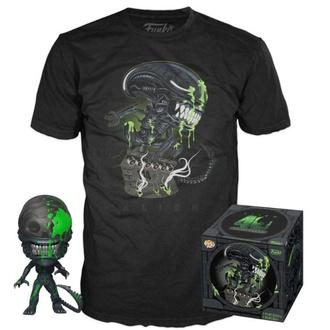 Herren T-Shirt Film Alien - Figur POP! - NNM, NNM, Alien: Das unheimliche Wesen aus einer fremden Welt