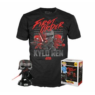 Set (Figur + T-shirt) Star Wars - Episode IX - POP!, POP, Star Wars