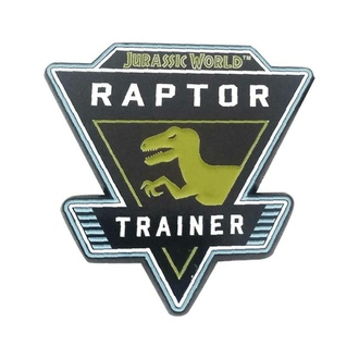 Pin Jurassic World - Raptor, NNM, Jurassic World