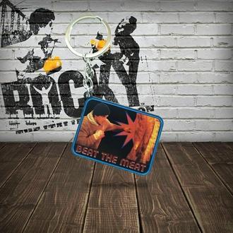 Schlüsselanhänger (Anhänger) Rocky - Beat the Meat - Limited Edition, NNM, Rocky