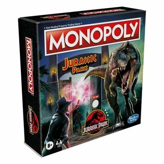 Spiel Jurassic Park - Monopoly - Englische Version, NNM, Jurassic Park