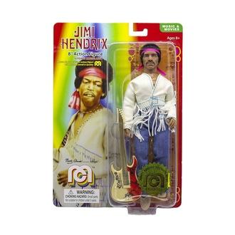 Figur Jimi Hendrix - Woodstock Flocked, NNM, Jimi Hendrix