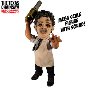 Figur The Texas Chainsaw Massacre - Action Figure with Sound Feature Leatherface, NNM