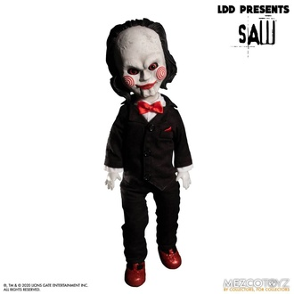 Puppe Saw - Living Dead Dolls, LIVING DEAD DOLLS, Saw