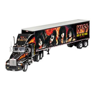 Dekoration (LKD Truck Modell) Kiss - Modell Kit 1/32 Tour LKW, NNM, Kiss
