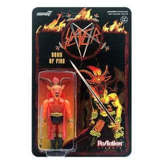 Figur Slayer - Minotaurus - Born to Fire, NNM, Slayer