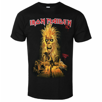 Herren T-Shirt Iron Maiden - Running Free - ROCK OFF, ROCK OFF, Iron Maiden