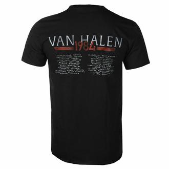 Herren T-Shirt Van Halen - '84 Tour - ROCK OFF, ROCK OFF, Van Halen