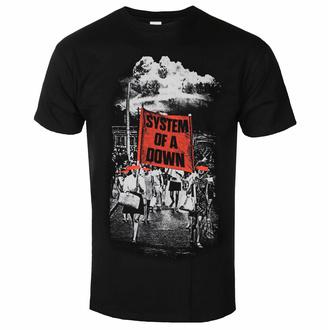 Herren T-Shirt System Of A Down - Banner March - ROCK OFF, ROCK OFF, System of a Down