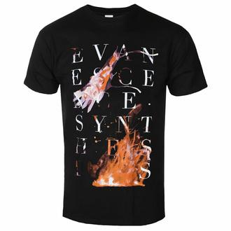 Herren T-Shirt Evanescence - Synthesis - Schwarz - ROCK OFF, ROCK OFF, Evanescence