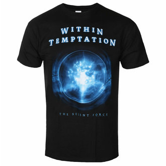 Herren T-Shirt Within Temptation - Silent Force Tracks - ROCK OFF, ROCK OFF, Within Temptation