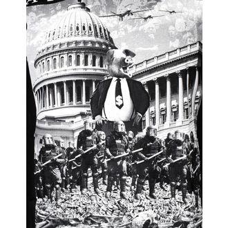 Herren T-Shirt Metal Anti-Flag - Capital - KINGS ROAD, KINGS ROAD, Anti-Flag