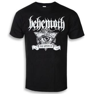Herren T-Shirt Metal Behemoth - Satanist Banner - KINGS ROAD, KINGS ROAD, Behemoth