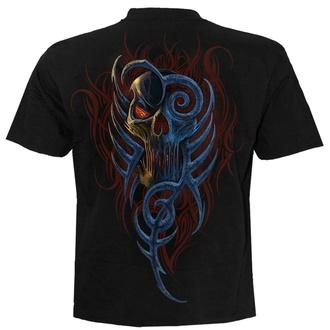 Damen T-Shirt Spiral - OBLIVION - Schwarz, SPIRAL