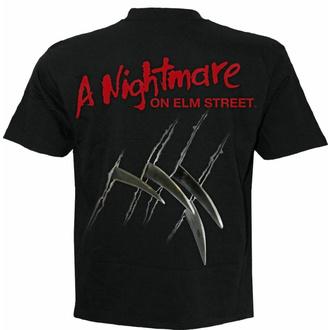 Herren T-shirt SPIRAL - A Nightmare On Elm Street - FREDDY CLAWS ELM STREET, SPIRAL, Nightmare - Mörderische Träume